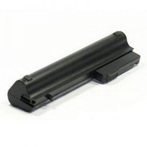 Аккумулятор (батарея) ноутбука HP 2533t 10.8V 6600mAh увеличенной емкости!