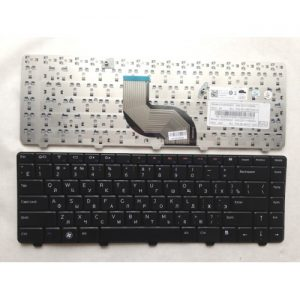 Клавиатура для ноутбука Dell 14R N3010 N4010 АНГЛИЙСКАЯ РАСКЛАДКА