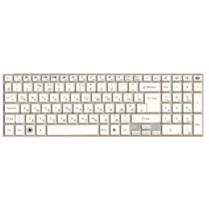 Клавиатура для ноутбука ACER 5830 5755 5830T V3-571G V3-771G белая. РУССКАЯ РАСКЛАДКА