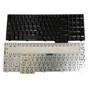 Клавиатура для ноутбука ACER ASPIRE 5335 5535 5735 5735Z 6530 длинный шлейф. АНГЛИЙСКАЯ РАСКЛАДКА