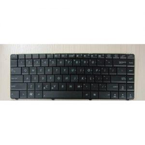 Клавиатура для ноутбука ASUS A42 АНГЛИЙСКАЯ РАСКЛАДКА