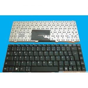 Клавиатура для ноутбука Fujitsu Amilo Pro V2030, V2035, V2055, V3515 Li1705 ЧЁРНАЯ АНГЛИЙСКАЯ РАСКЛАДКА