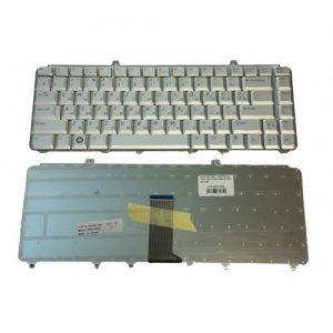 Клавиатура для ноутбука DELL INSPIRION 1420 1520 SILVER РУССКАЯ РАСКЛАДКА