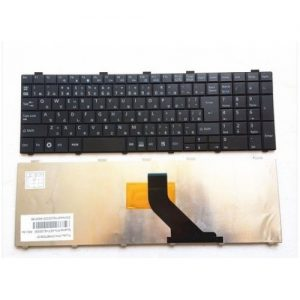 Клавиатура для ноутбука Fujitsu A531 A530 AH531 AH530 ЧЁРНАЯ РУССКАЯ РАСКЛАДКА