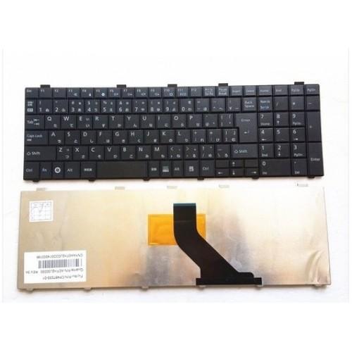 Клавиатура для ноутбука Fujitsu A531 A530 AH531 AH530 ЧЁРНАЯ РУССКАЯ РАСКЛАДКА 1