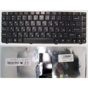 Клавиатура для ноутбука LENOVO G460 G465 G465A BLACK РУССКАЯ РАСКЛАДКА