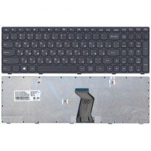 Клавиатура для ноутбука Lenovo G700 black РУССКАЯ РАСКЛАДКА