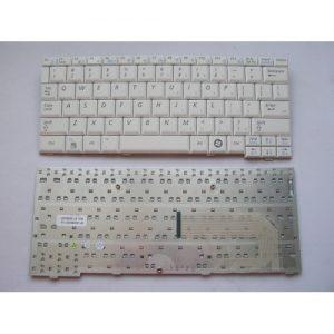 Клавиатура для ноутбука SAMSUNG N120 NP-120 N510 белая РУССКАЯ РАСКЛАДКА