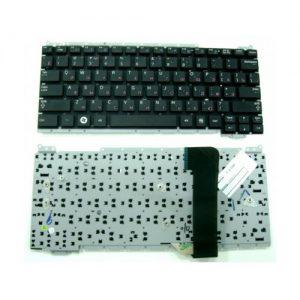 Клавиатура для ноутбука SAMSUNG NC110 NP-NC110 NC110-A01 NC110-A04 черная РУССКАЯ РАСКЛАДКА